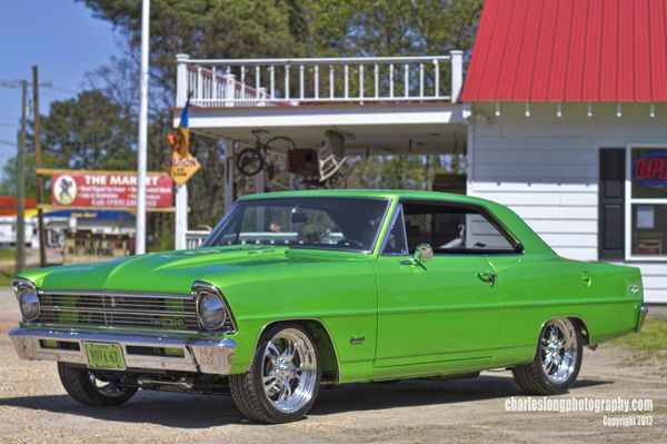 Motor N 1967 Chevy Nova Resto Mod For Sale At Www Motorn Com