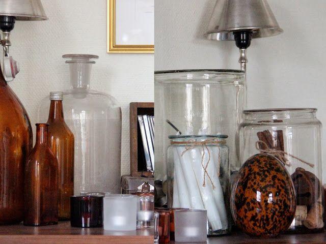 Useful old jars