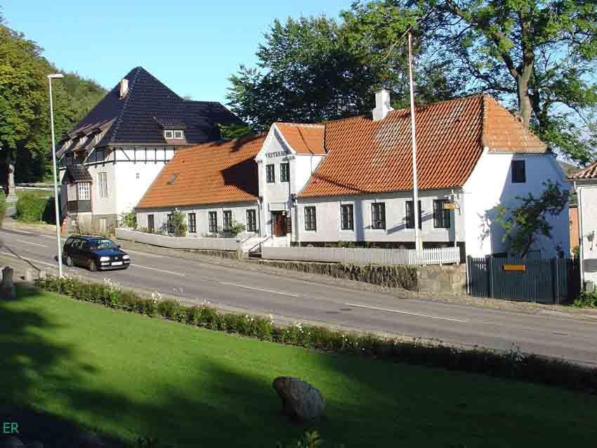 Lemvig Museum Danmark Rejse Natur