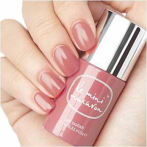 Le Mini Macaron Gel Polish – Rose Buttercream 10ml
