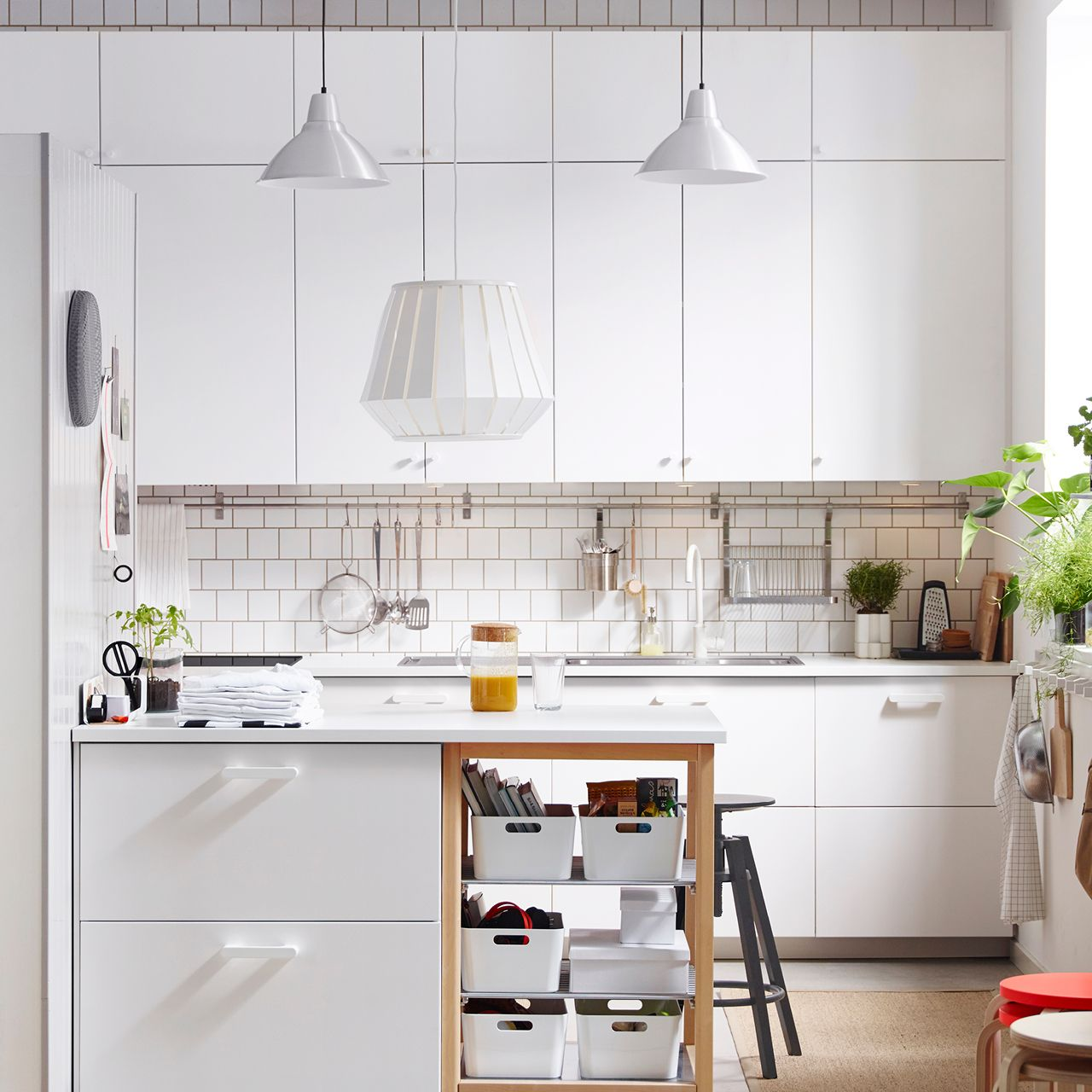 The IKEA Everyday — Kitchen goals. Featured Products VEDDINGE ...