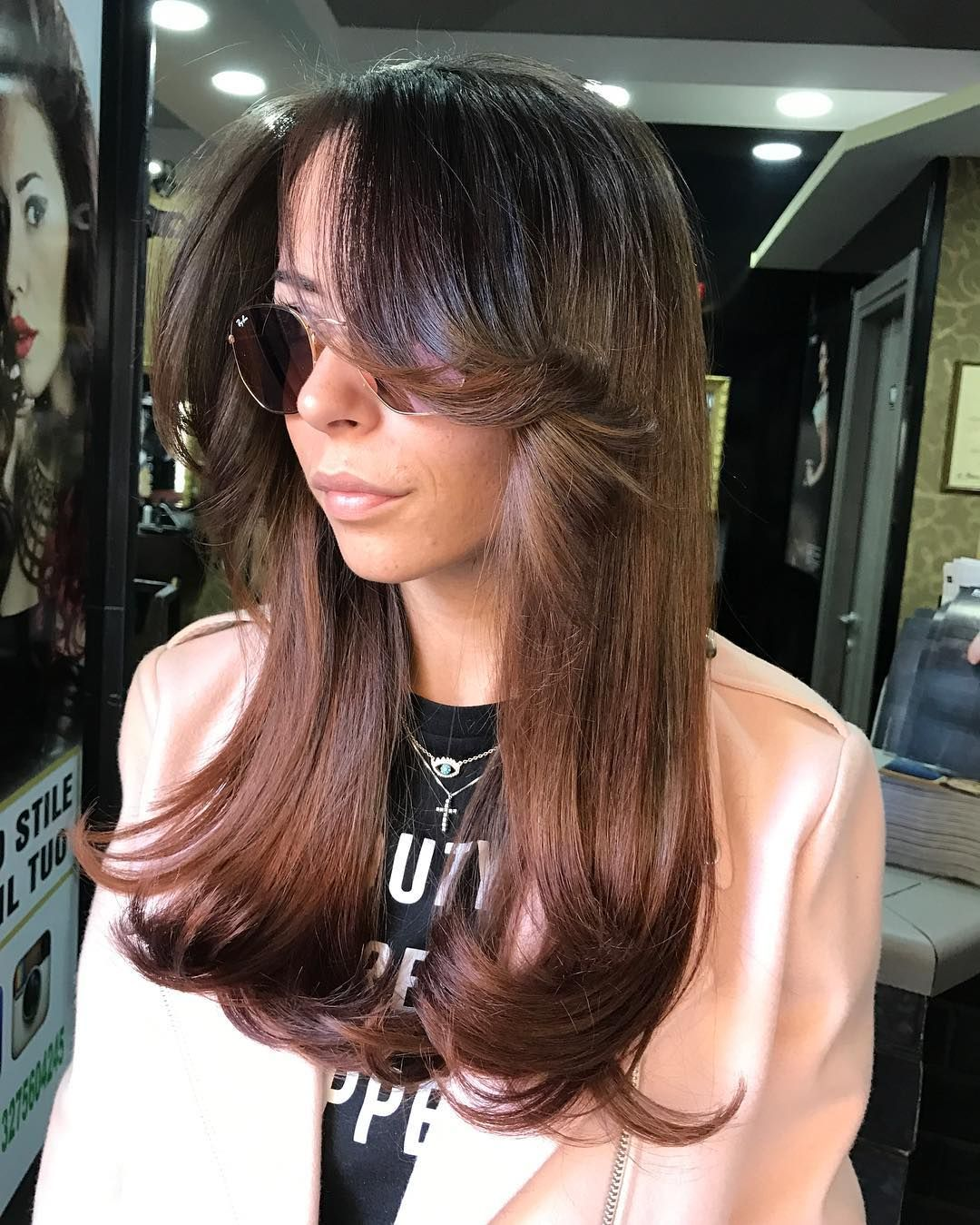 Che Splendore....Che Meraviglia Le Nostre Nuance Sfumature con Pennellate D'amore....Perché i Capelli Più Forti....❤️️ By Erry e G Parrucchieri...!!! . #hair #salone #nola #napoli #roma #milano #erryegparrucchieri#salerno #sorrento #amalfi #arzano #casandrino #portici #pozzuoli #love #instadaily #instagood #follow #avellino #iphonesia #igers #girl #beautiful #igdaily #Shatush #Extension #Amore #Passione #calabria #bari #beautiful