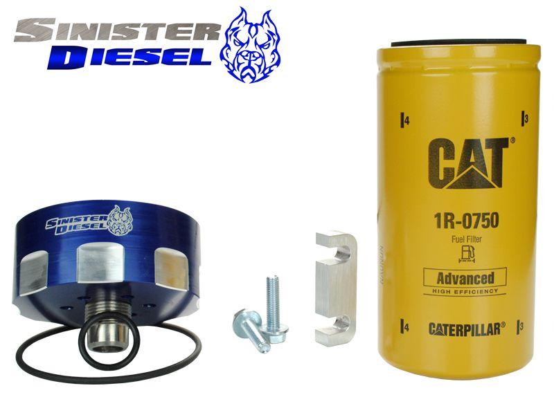 Chevy Gmc Duramax Cat Fuel Filter 2001 2014 Http Www Mkmcustoms