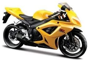Suzuki GSX-R600 Diecast Model Motorcycle