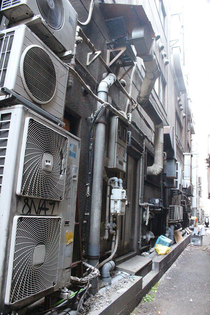 サイバーパンク 歌舞伎町の路地裏の写真貼ってく 禁断の現場に行ってきた ハムスター速報 Urban Landscape Cyberpunk City Environment Design