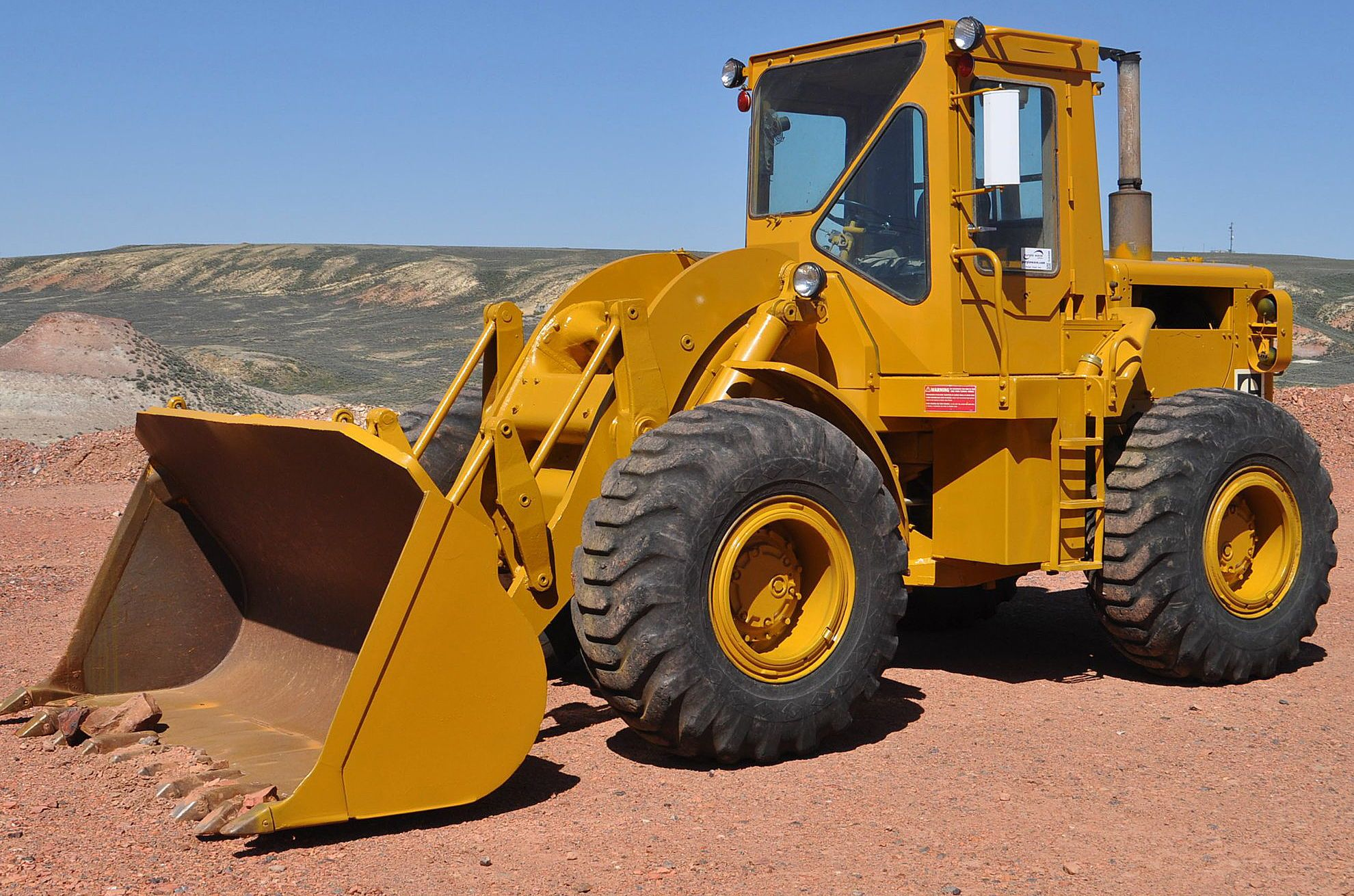 The Wheel Loader A useful piece of equipment Repair