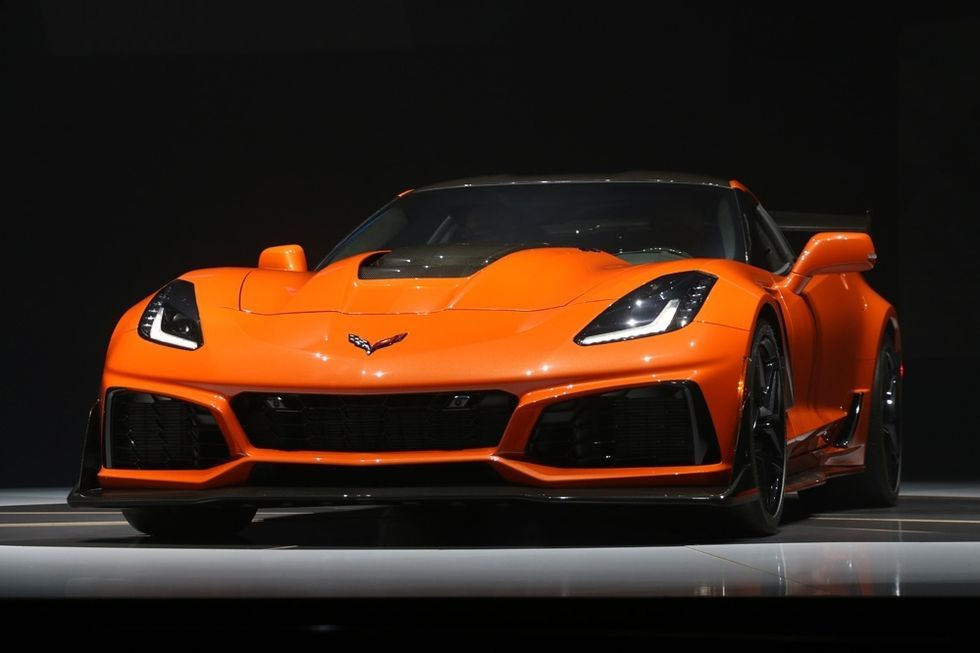 2019 Chevrolet Corvette Zr1 Causing C8 S Waiting For Silly