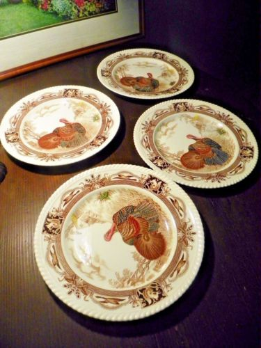 Johnson Brothers BARNYARD KING Dinner Plates Set / 4 2 Sets & Johnson Brothers BARNYARD KING Dinner Plates Set / 4 2 Sets | Dinner ...