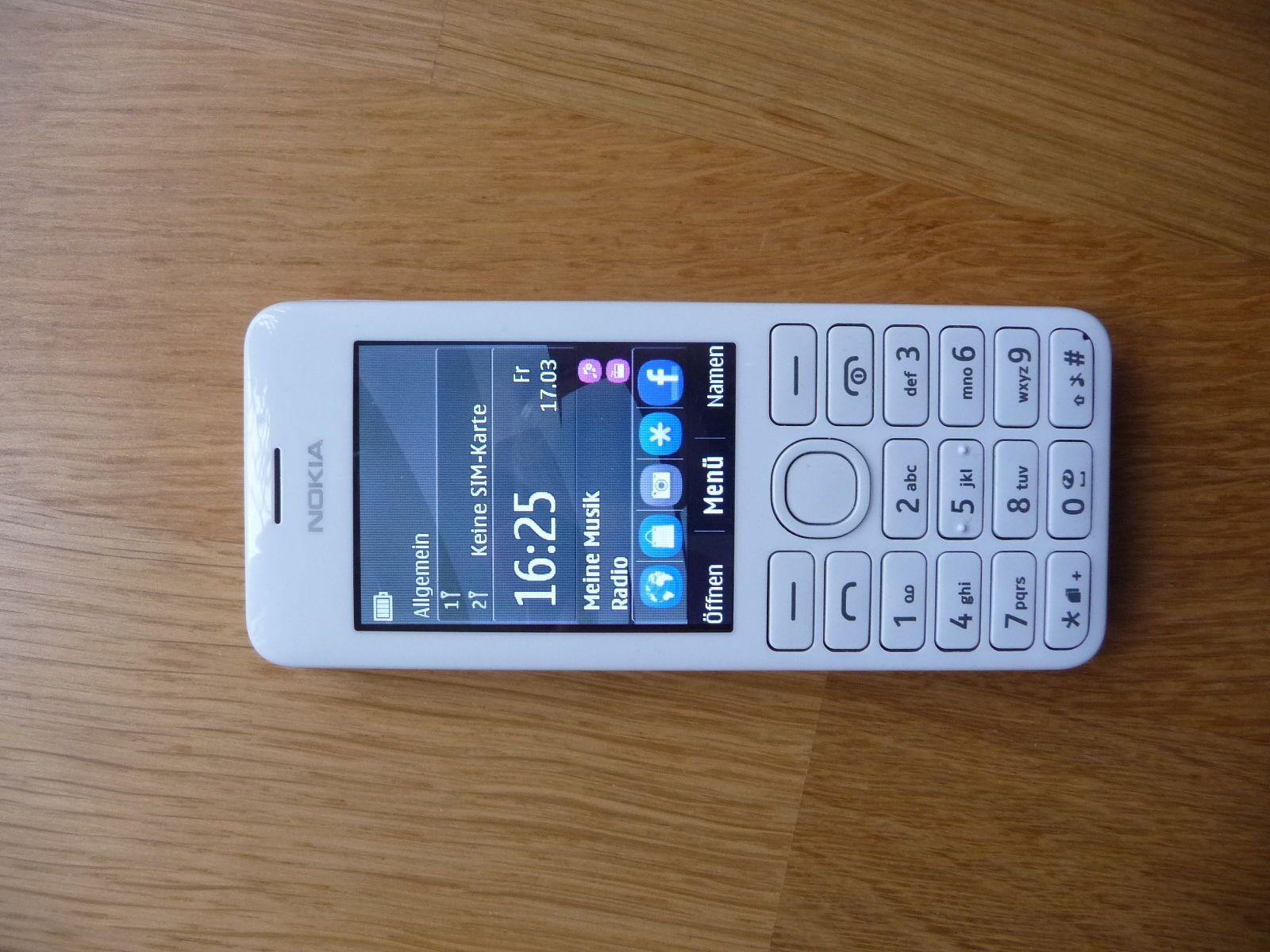 Nokia 206 Dual Sim Mobiltelefonsparen25 Com Sparen25 De Sparen25 Info Sim Karte Ebay Handys