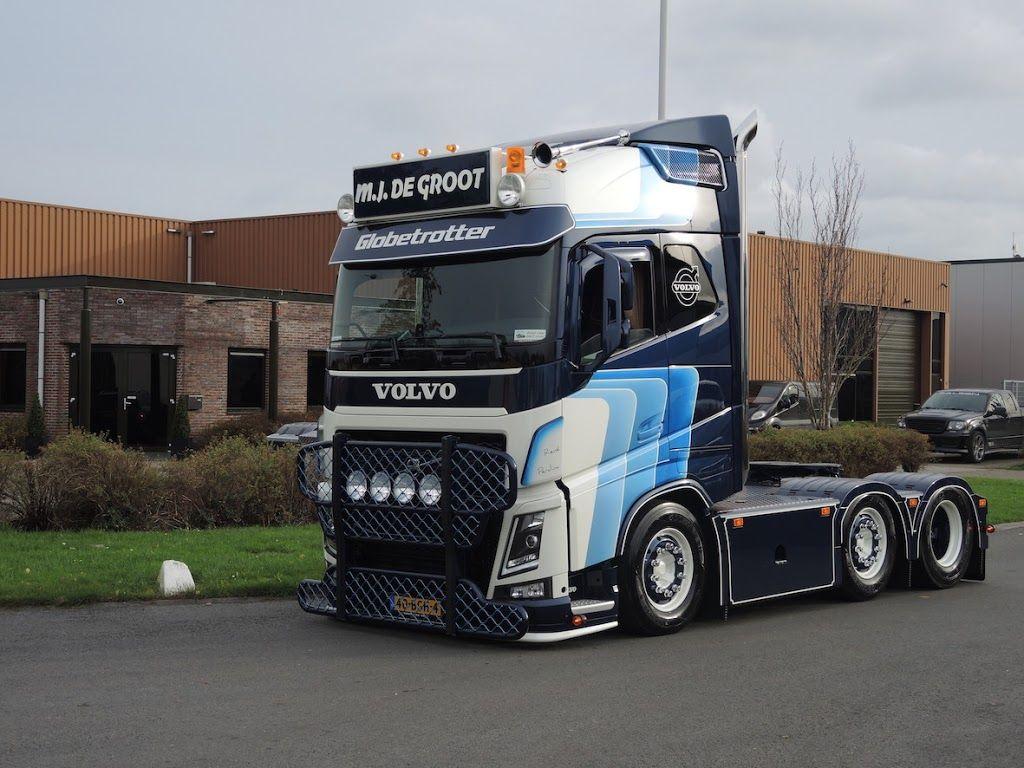 Trucking Volvo Trucks Customised Trucks Volvo