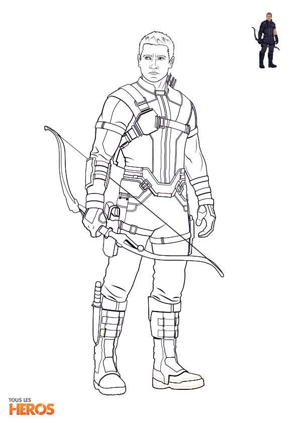 Coloriez les personnages de avengers coloriage sur www - Dessin anime avengers ...