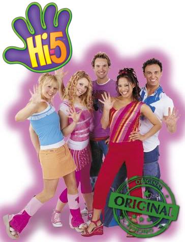 Hi-5 original cast | Nostalgia for my kids | The voice, Facebook
