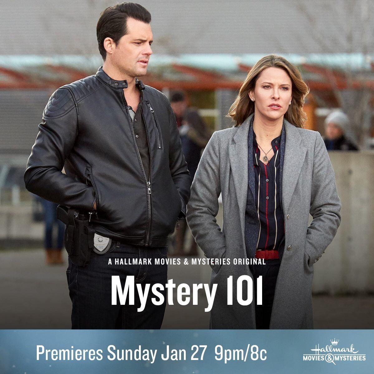 Hallmark Movies And Mysteries.New Hallmark Movies Mysteries Movie Mystery 101 Review Interview