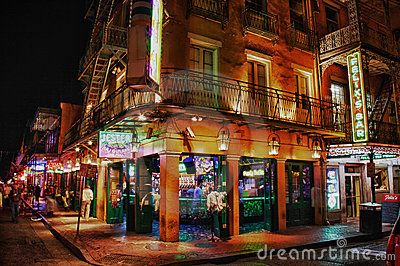A Nighttime View Of One Of Several Jesters Bar And Restaurants On
