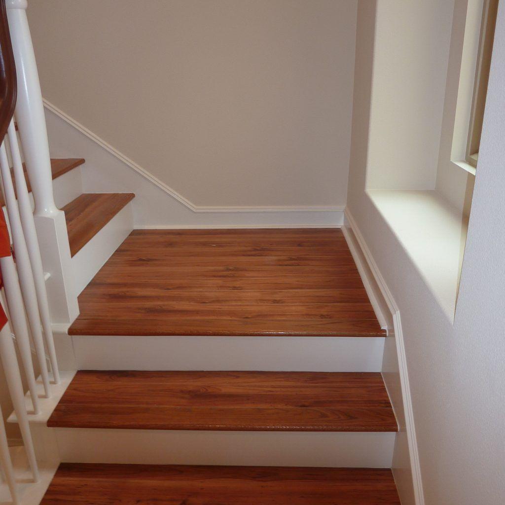 Best Hardwood Floor For Stairs