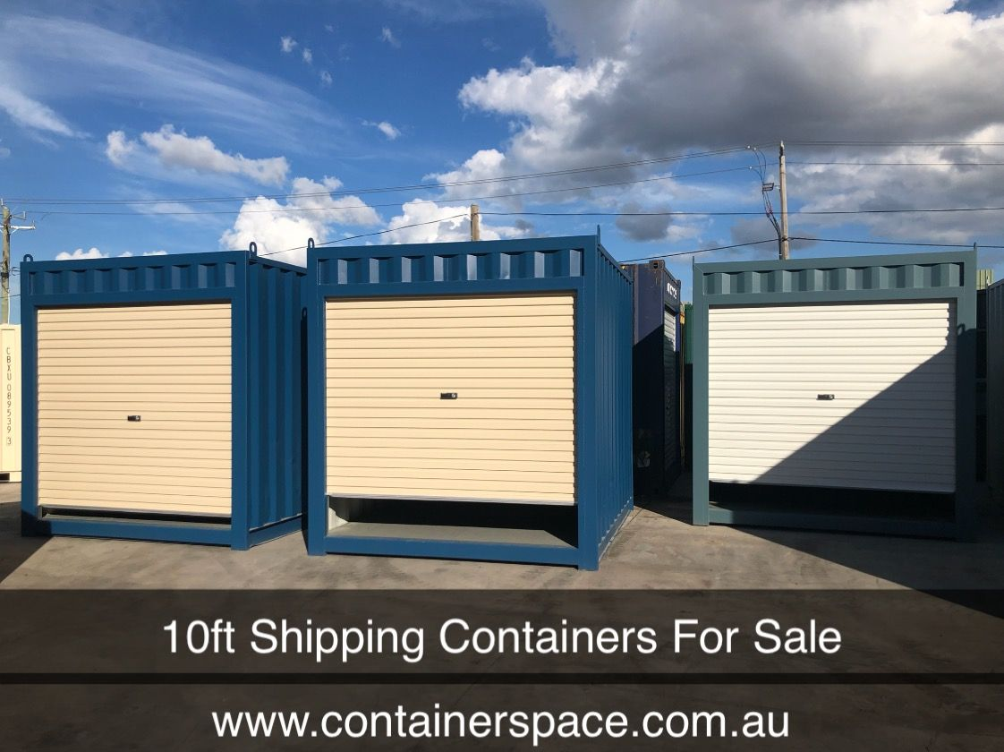 Shipping Containers for Sale in Melbourne