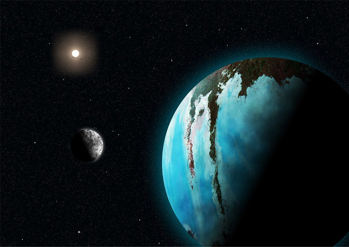 NASA Telescope Confirms Alien Planet in Habitable Zone ...