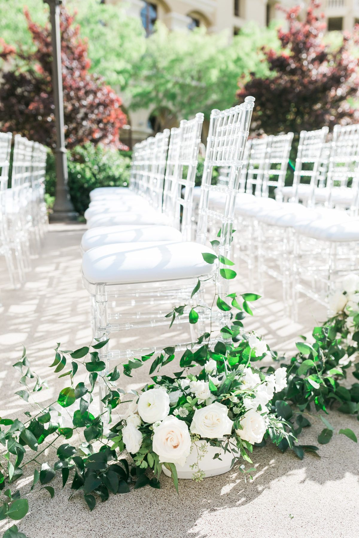 This Modern Wedding is Proof that Black & White Will Never