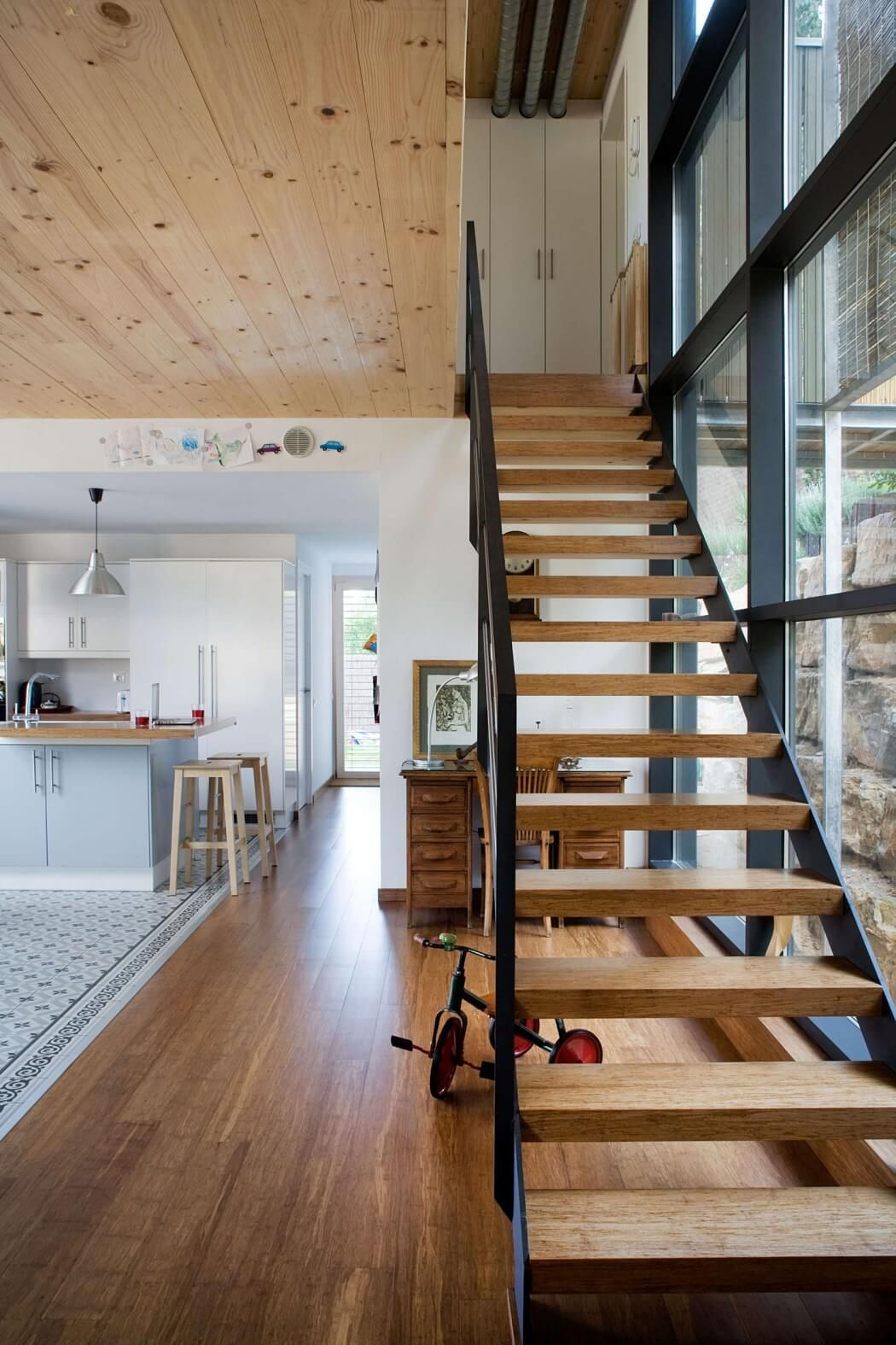 Casa sauc by noem house pinterest for Casas pequenas modernas interiores