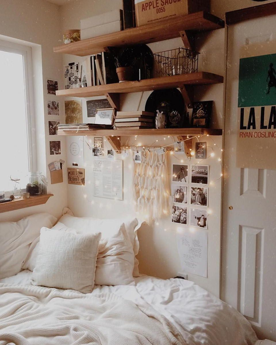 Tumblr Room Ideas For Small Rooms Decor De Chambre A Coucher Confortable Decoration Petite Chambre Deco Petite Chambre