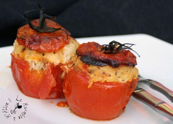 Une grosse envie de tomates farcies et pas de farce à ...