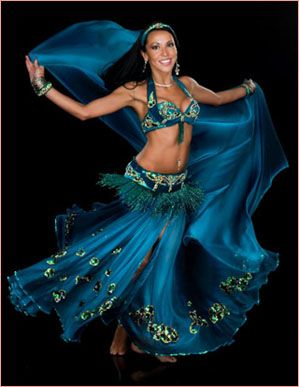 Great entertainment for a wedding~Belly Dance by Kamilah