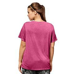 4baba964 Womens Plus T-Shirts Active Tops, Clothing | Kohl's | Big Girls ...
