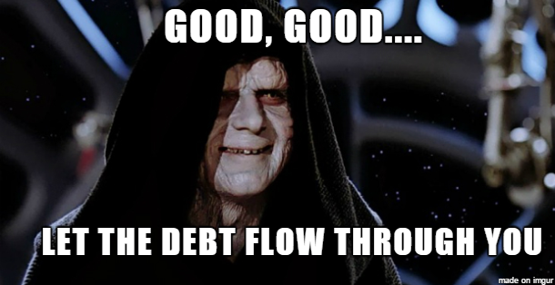 Emperor Palpatines Reaction When He Learns I Ve Just Graduated College Star Wars Villains Emperor Palpatine Star Wars Episode Vii