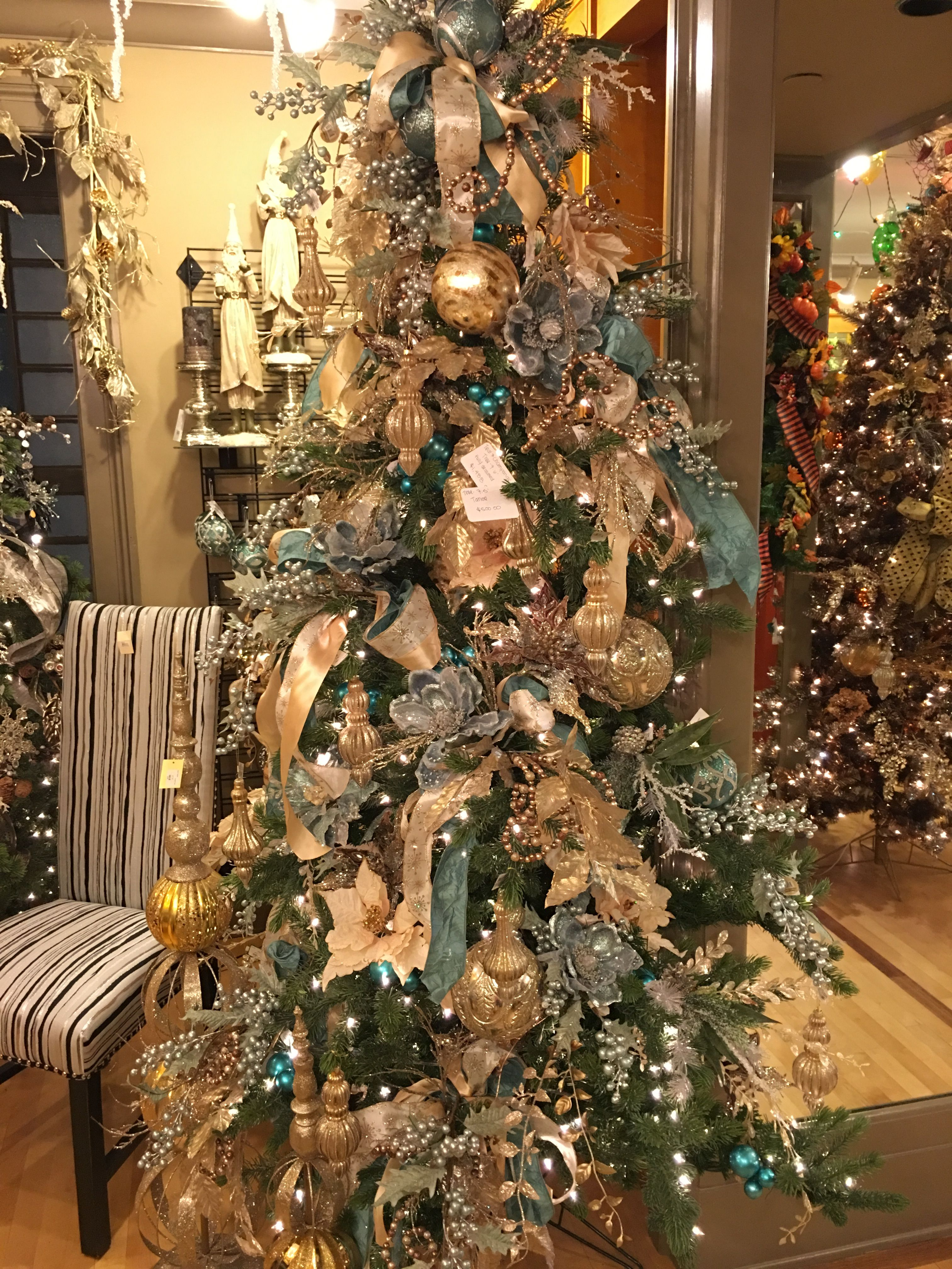 Beautiful Tree Inside Our Store Seasons By David At