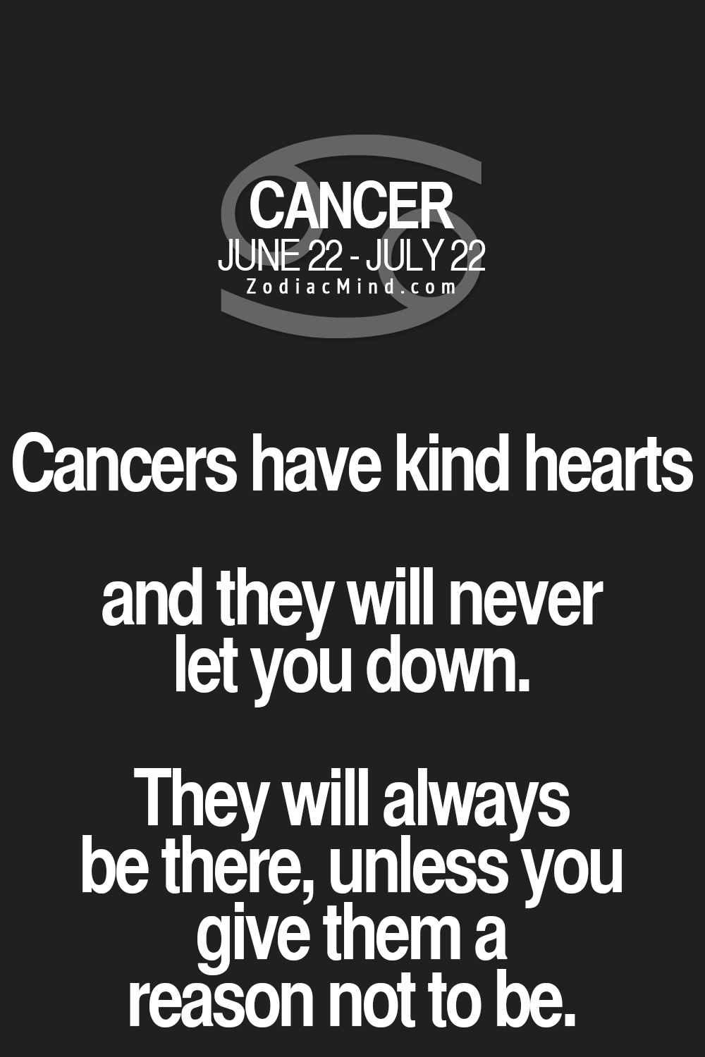 Cancer Zodiac Sign Need A Good Laugh, A Person With A Sense Of Humor, Who  Can Take The Edge Off When They're Feeling Down Or Just Needpany