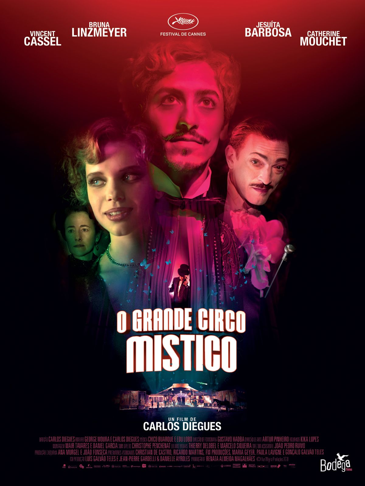 O Grande Circo Mistico Est Un Film Realise Par Carlos Diegues Avec