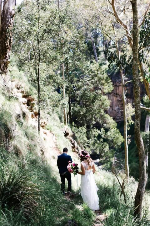 Camila & Jed / Wedding Style Inspiration / LANE