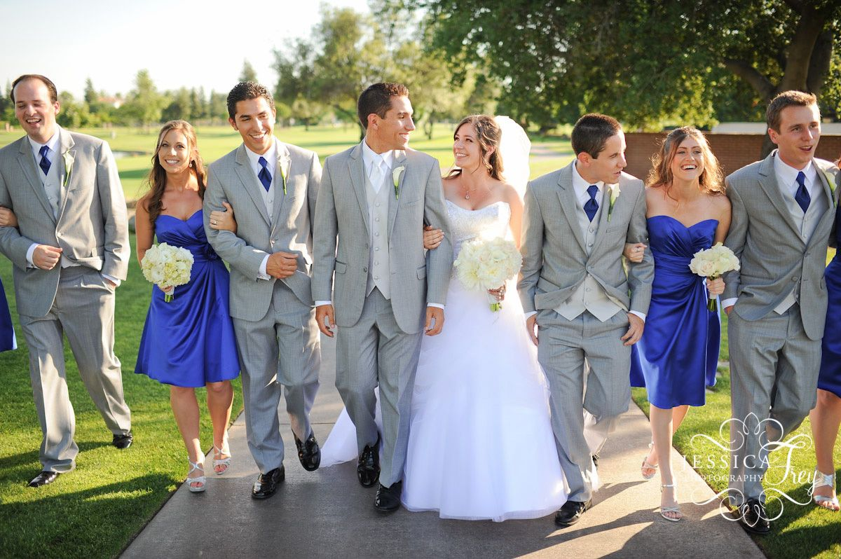 Wedding Party Ideas. Don't They Look Nice?