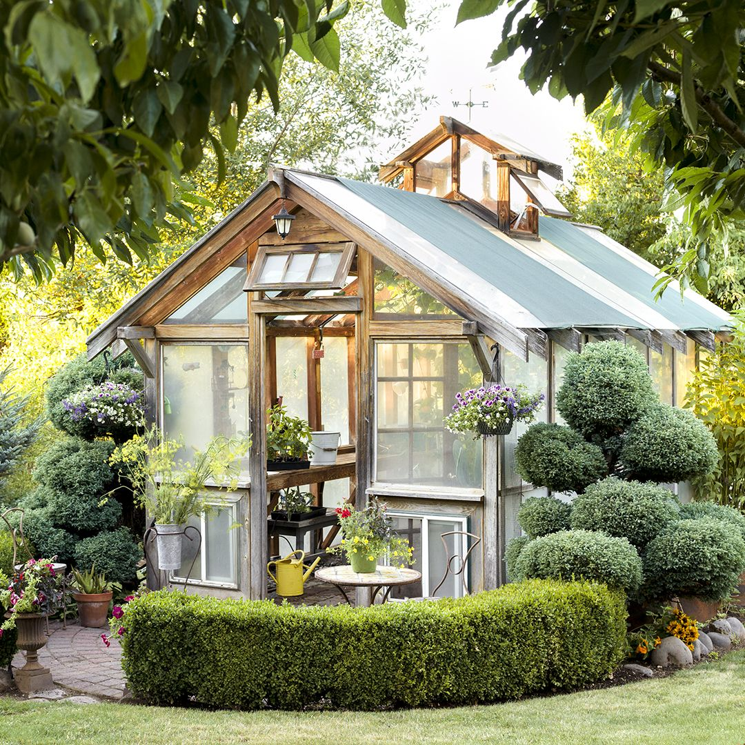 30 garden shed ideas to copy backyard greenhouse cool on wow awesome backyard patio designs ideas for copy id=84759