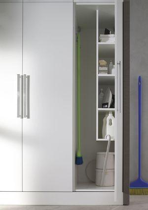 COLONNA ATTREZZATA PORTA SCOPE   someday, one day   Laundry room ...