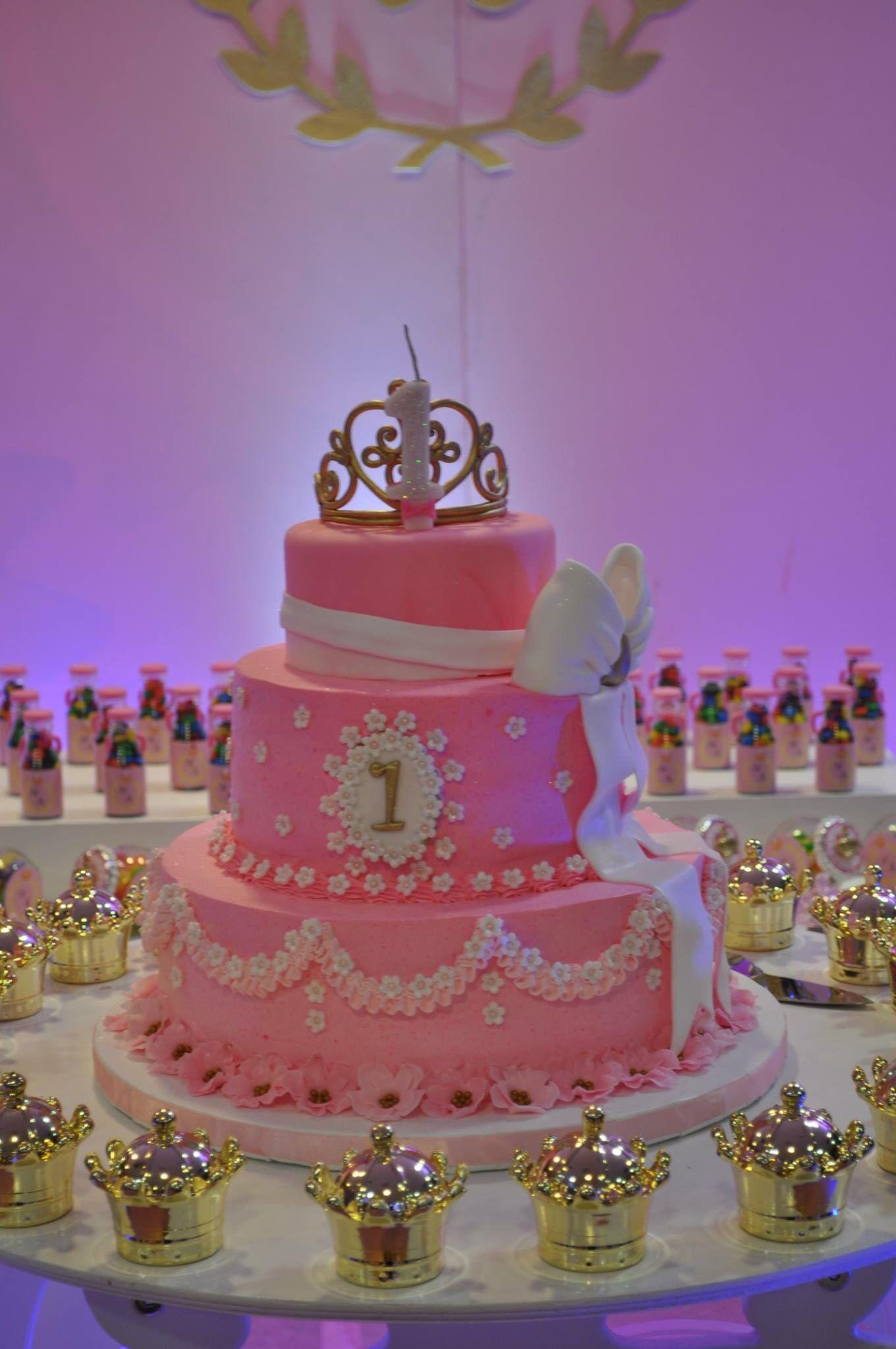 Bolo De Princesa 1 Aninho Bolo Princesa Bolo Aniversario