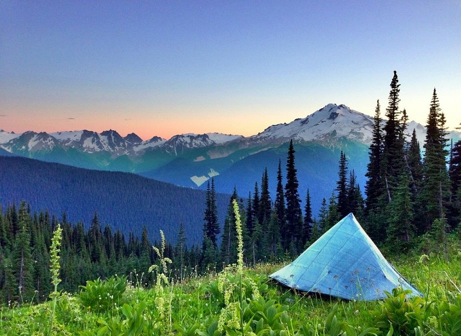 Plexamid Tent Ultralight Backpacking Gear Outdoor Adventure Backpacking Gear