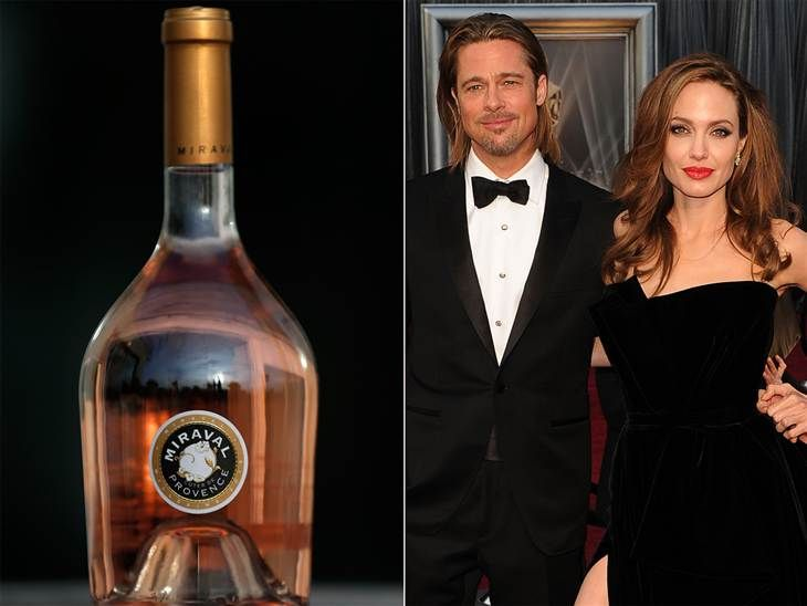 Brad Pitt, Angelina Jolie debut their wine online at $140 a case - TODAY.com