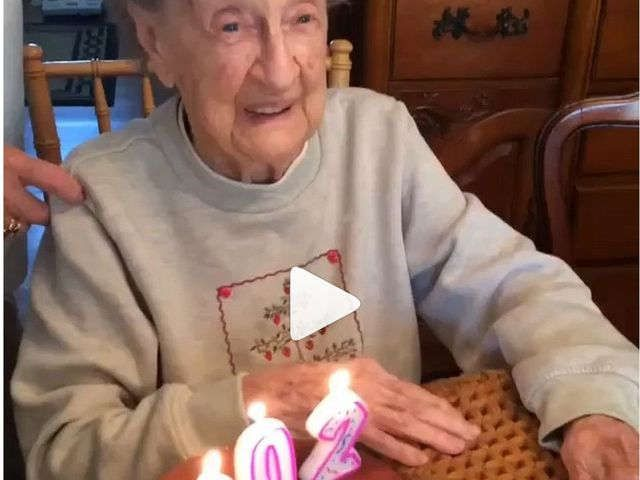Grandma loses teeth when blowing out birthday candles via USATODAY