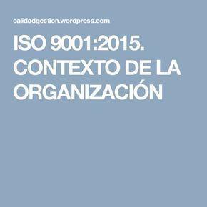 Pin En Iso 9001 2015