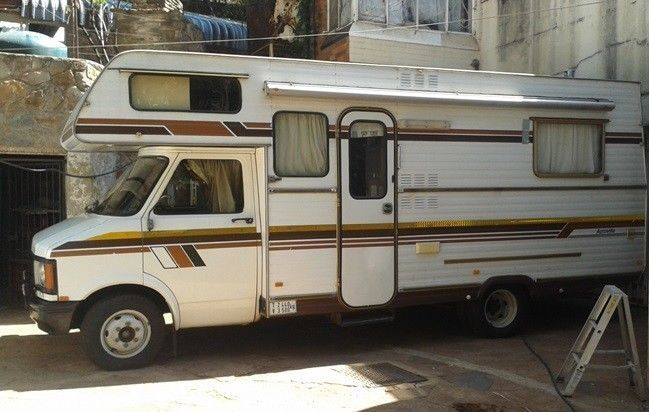1988 Jurgens Pioneer Autovilla Other Gumtree South Africa 148685441 Caravans Motorhome Trailer