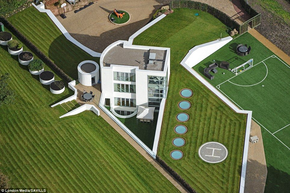 Mansion with indoor soccer field  Wayne Rooney mansion in Cheshire | Soccer Star Cribs | Pinterest
