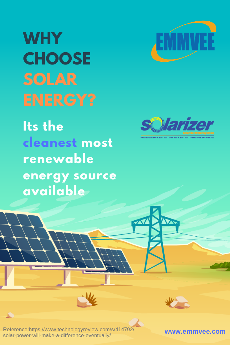 Why Choose Solar Energy Its The Cleanest Most Renewable Energy