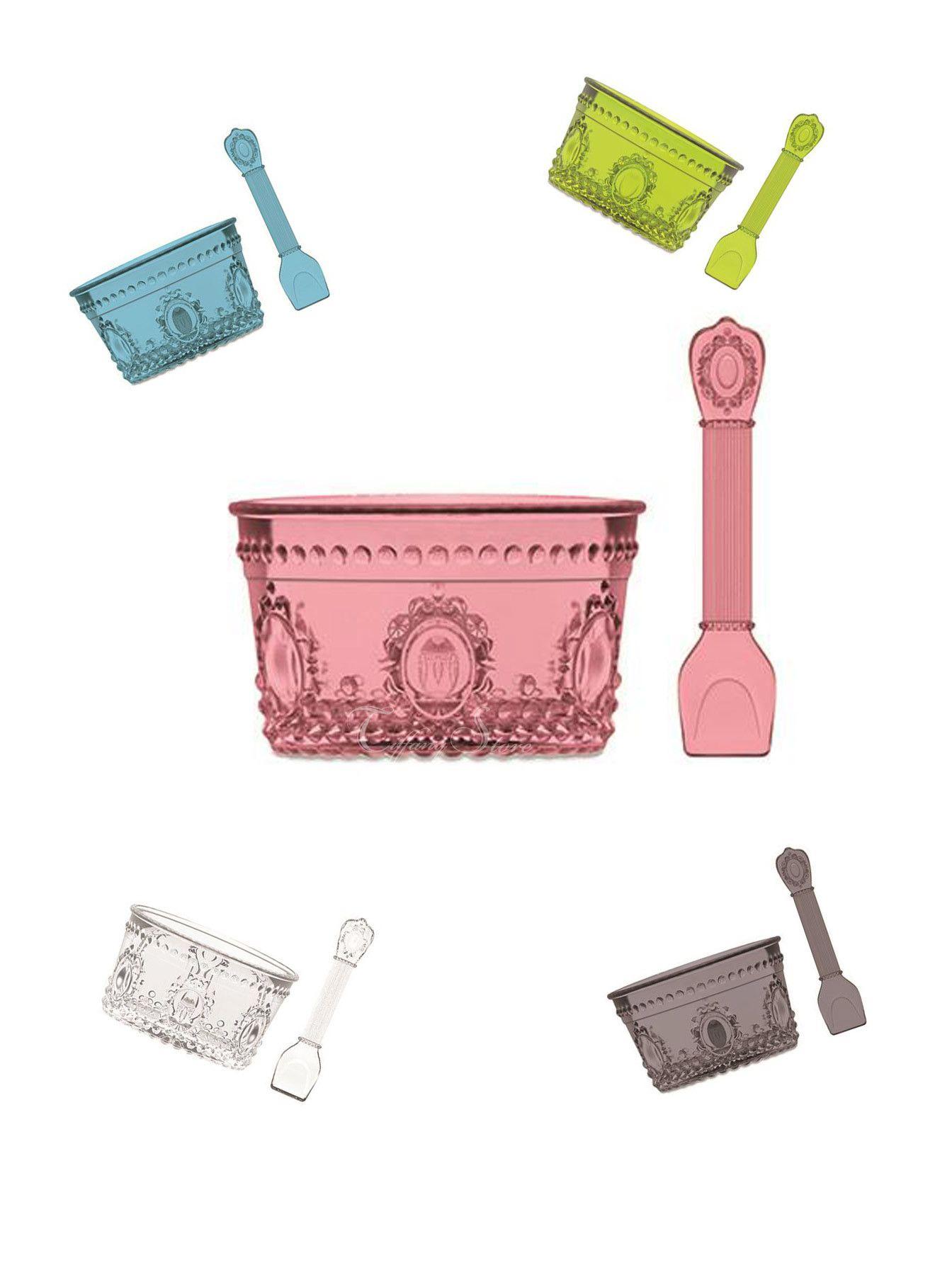 coppetta-gelato-baci-milano | Kitchen idea accessories | Pinterest ...