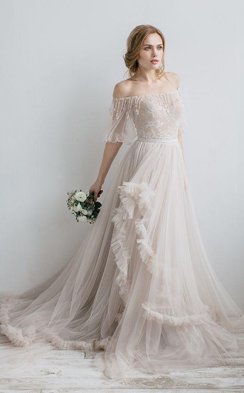 Dreamy Romantic Rara Avis Wedding Bloom Collection | Boho style ...