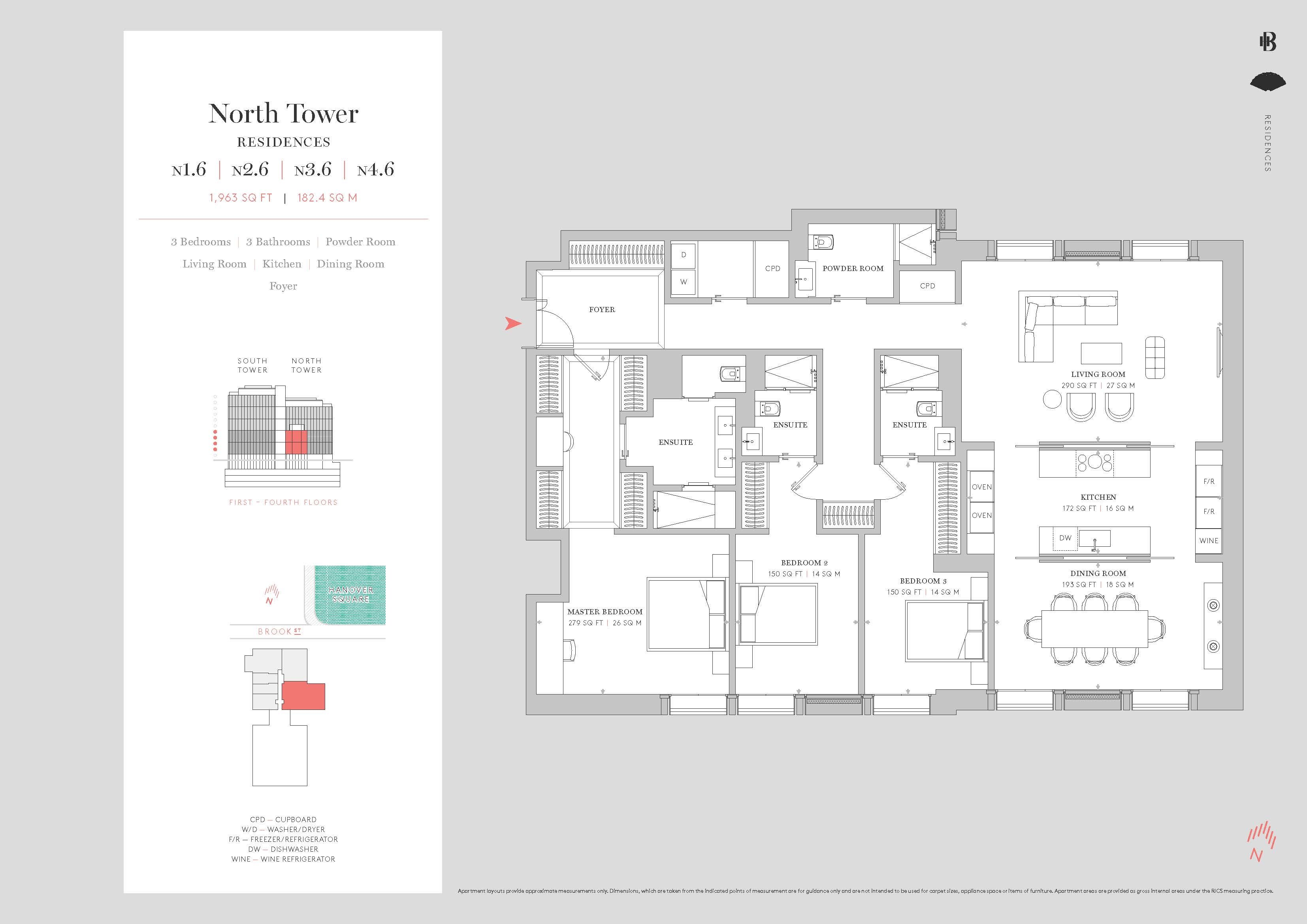 The Residences At Mandarin Oriental Mayfair London In 2020