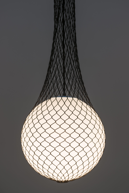 NETWORK Suspension Lamp. Design by Benjamin Hopf for