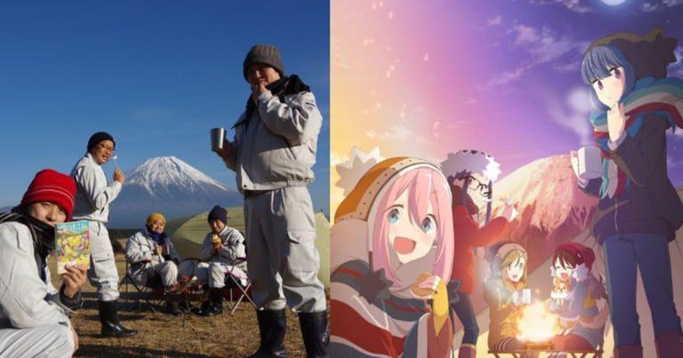 4 000rt ゆるキャン yamahaの志摩リンと ばくおん suzukiの鈴乃木凜 声の人は同じです