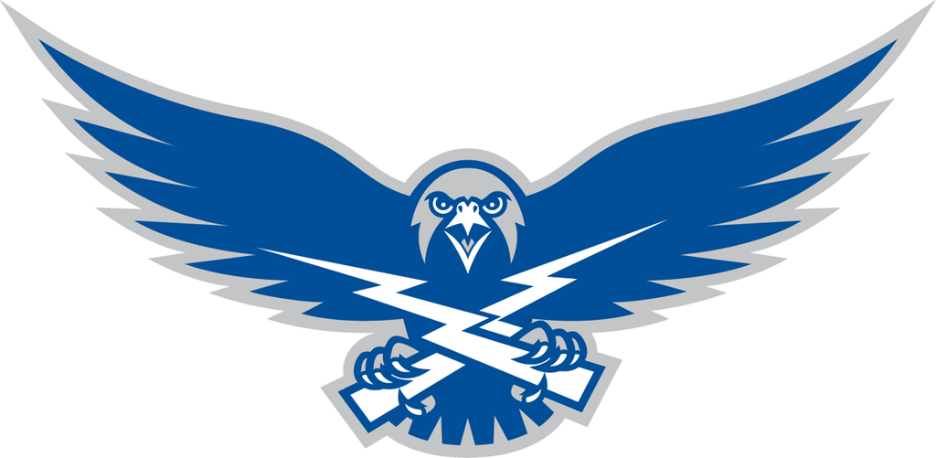 Air Force Falcons Rebrand Monogram Logo Falcon Logo Sports Logo Design