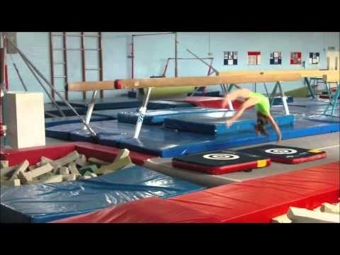 Erifilly - Amazing 9 year old gymnast   Misc   Gymnastics